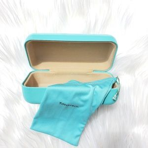 Tiffany & Co. Large Sunglasa Case